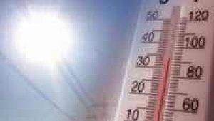 hőmérő, hőségriadó