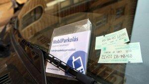 Türelmi időt ad a kerület a mobilparkolásnál